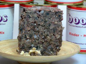 Rinder- Mix von Lunderland/Boos in 300 g und 800g Dosen