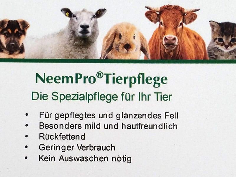 Neem Pro ® Tierpflege